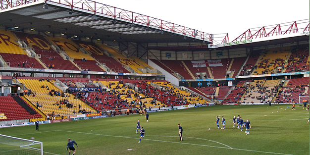 Bradford take the spoils as MK Dons fail to go top