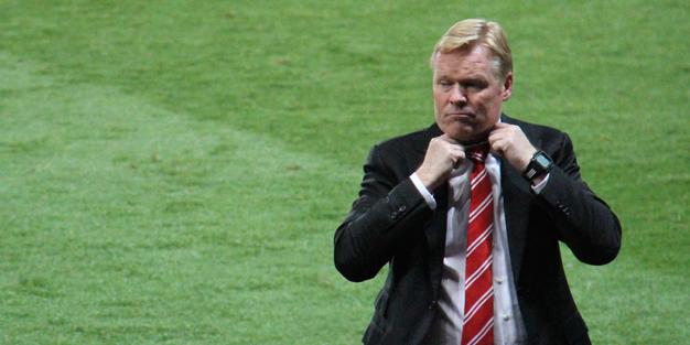 Ronald Koeman handed reality check as stubborn Swansea take all three points