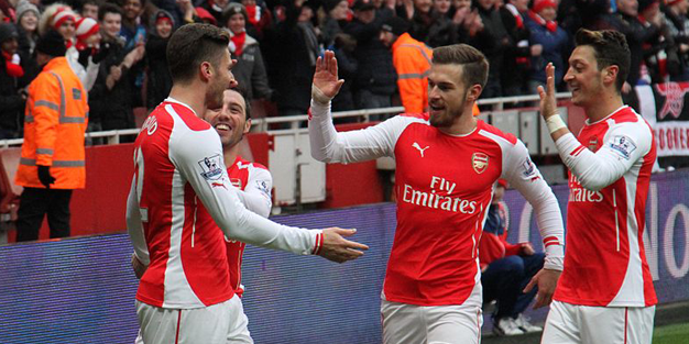 Have Arsenal all but ended Liverpool's hopes of a top-four finish?